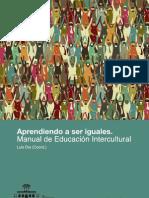 85856854 Aprendiendo a Ser Iguales Manual de Educacion Intercultural