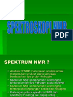 Spekroskopi NMR New