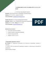 """""""LA UTILIZACIÓN DE LAS HERRAMIENTAS DE COLABORACIÓN Y LAS TAC EN EL NIVEL MEDIO SUPERIOR"""""""