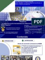 """""""La utilización de las herramientas de colaboración y las TAC en el Nivel Medio Superior"""