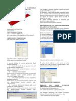 Analisis Sismica Di Una Passerella Pedonale 2009 Con Sap2000