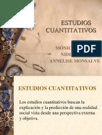 Estudios Cuantitativos