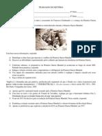 TRABALHO DE HISTÓRIA-IGM