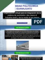 Cadena de suministro (ejemplo de organización virtual)