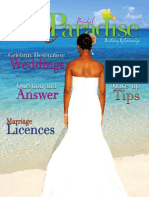Sun Paradise Bridal Issue#1