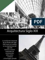 Arquitectura Industrial, Art Nouveau, Art Deco