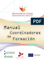 manual 'COORDINADORES DE FORMACIÓN' (2009).pdf