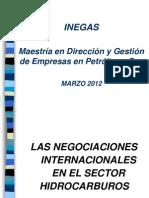 1_Negociaciones Internacionales Hidrocarburos Clase [1]