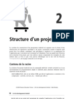 Structure d'un projet Android