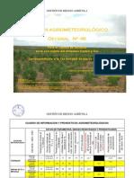 BOLETÍN AGROMETEOROLÓGICO Decadal Nº 48 Para el cultivo de QUINUA en la eco región del Altiplano Centro y Sur-1er decadal de MARZO del 2013