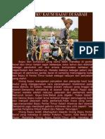 Sejarah Suku Kaum Bajau Di Sabah