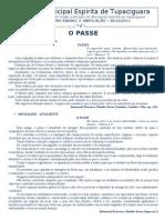 Seminário IX - O Passe