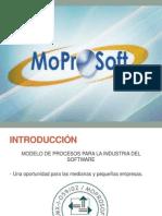 Presentacion de Moprosoft