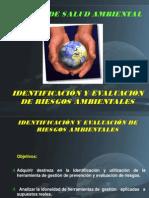IDENTIFICACIÓN Y EVALUACIÓN DE RIESGOS AMBIENTALES