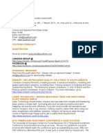 Southem Online 295  Forestry Southern Hemisphere news briefs