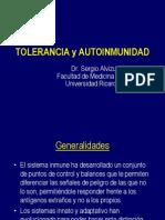 01 URP MI Tolerancia Autoinmunidad MI 2011-1a