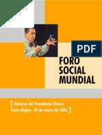 Discurso Porto Alegre FSM