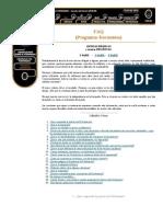 FAQ - Preguntas Frecuentes - Fosfenismo Parte I