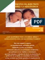 Bases y principios del Buen Trato hacia la niñez 2010 2