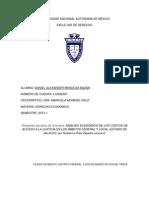 Resumen Ejecutivo. DER-EC. 2013