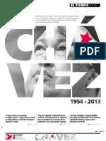 Chávez en El Tiempo