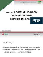 CALCULO HIDRAULICO
