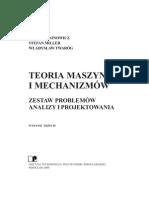 Gronowicz - Teoria maszyn i mechanizmow