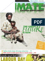 CLIMATE CHANGE SUPPLEMENT
