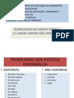 TECNOLOGIA EDUCACIONAL
