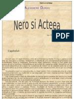 Nero Si Acteea