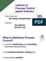 35652078 Statistical Process Control Presentation