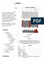 Sodium Dodecyl Sulfate - Wikipedia, The Free Encyclopedia