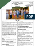 201302 Newsletter