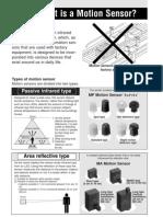 Motion Sensors Design Manual