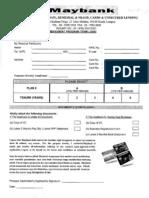 Term Loan Form Utk Email