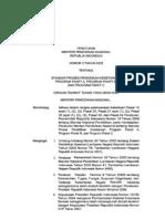 Standar Proses (Permendiknas No. 3 Thn 2008 Standar Proses Pend_Kesetaraan)