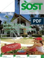 Spotlight on Sustainable Tourism (SOST) Issue 5, February 2013