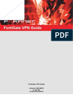 Basic Fortigate Firewall Configuration docx | Ip Address