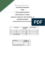 4 13 Pgdm Paf Test Solvd