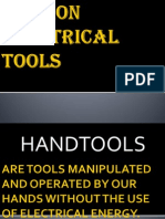 Common Electrical Tools