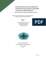 Pola Mekanisme Efektif Penyaluran Kompensasi Pengurangan Subsidi Bahan Bakar Minyak