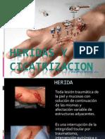 Heridas y Cicatrizacion