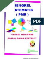 54105830 Teknik Menjawab Soalan Matematik PMR