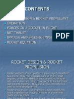 Rocket Propulsion 1