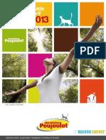 Catalogue Poujoulat 2013