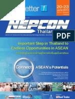 NEPCON Thailand Newsletter #1