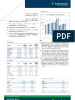 Derivatives Report 07 March 2013