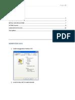 Install_Arcgis_Server10 - Windows XP