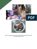 Gambar XX Pedangang Pengecer Patin Di Pasar Sekumpul Dan Pengolah Kerupuk Patin Kab Banjar