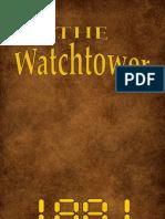 Watch Tower 1881